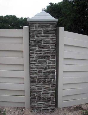 Tcm Reproduction Rock Post Pre Formed Faux Column Pillars